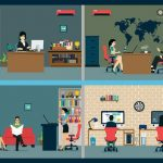 How the Work Environment Has Changed Over the Years