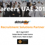 Akhtaboot as Recruitment Solutions Partner of Careers UAE 2017