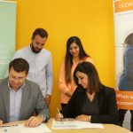 Akhtaboot Signs a Cooperation Agreement with EconoWin to Introduce Gender Sensitive HR Practices