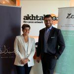 """ZenHR Solutions توقع اتفاقية شراكة مع """"سيدات أعمال العالم العربي"""""""