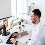 نصائح للنجاح في مقابلات العمل عبر الفيديو